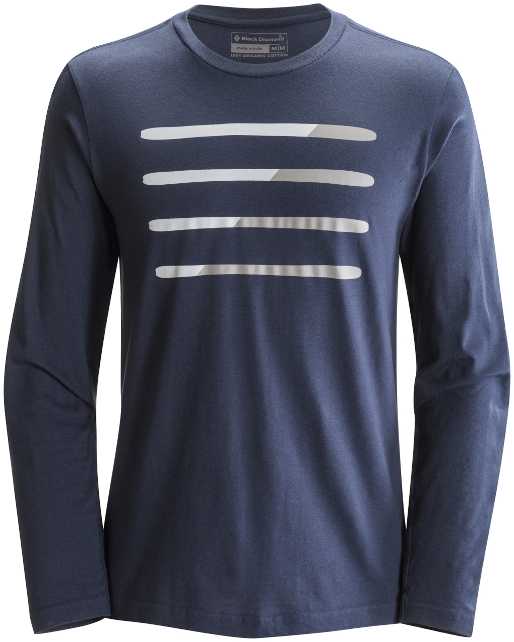 Black Diamond Long-Sleeve Ski Tee Captain-30