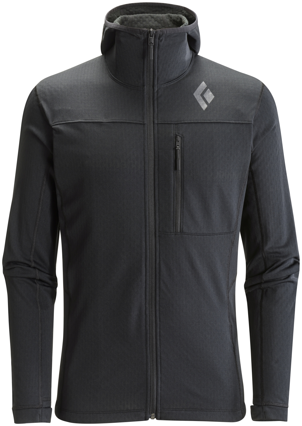 Black Diamond Coefficient Hoody Black-30