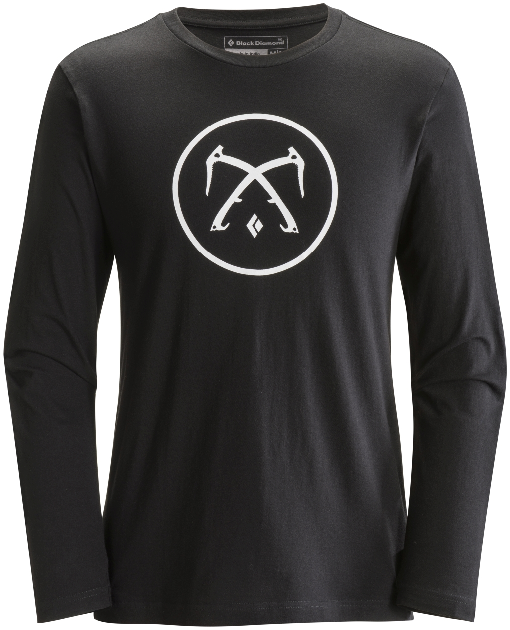 Black Diamond Long-Sleeve Cobra Tool Tee Black-30