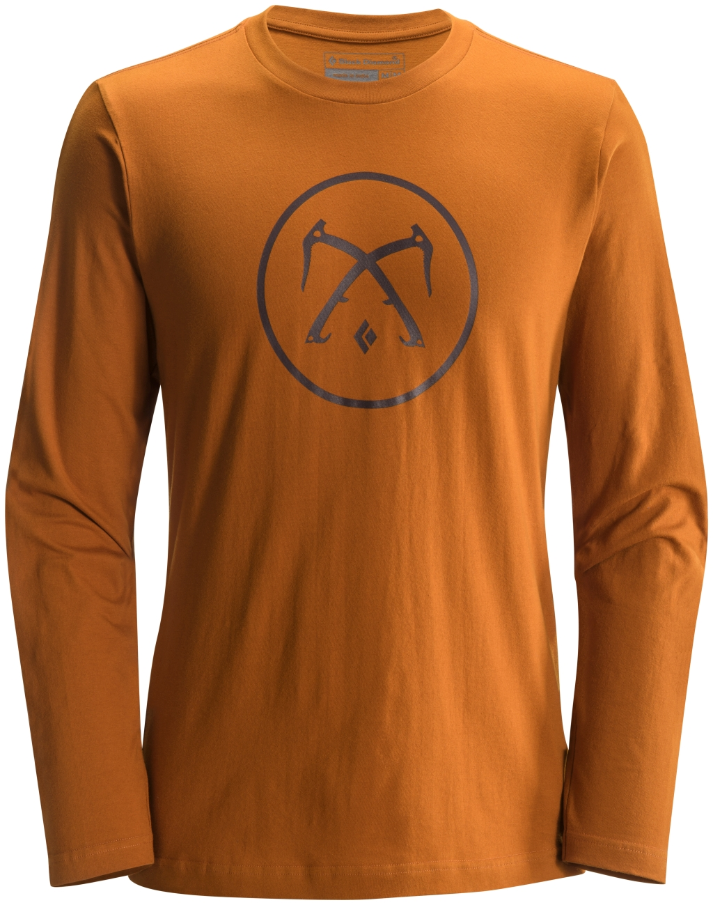 Black Diamond Long-Sleeve Cobra Tool Tee Copper-30