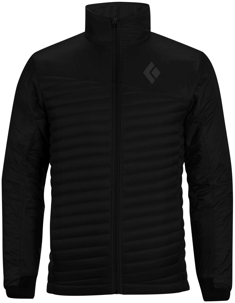 Black Diamond M's Hot Forge Hybrid Jacket Black-30