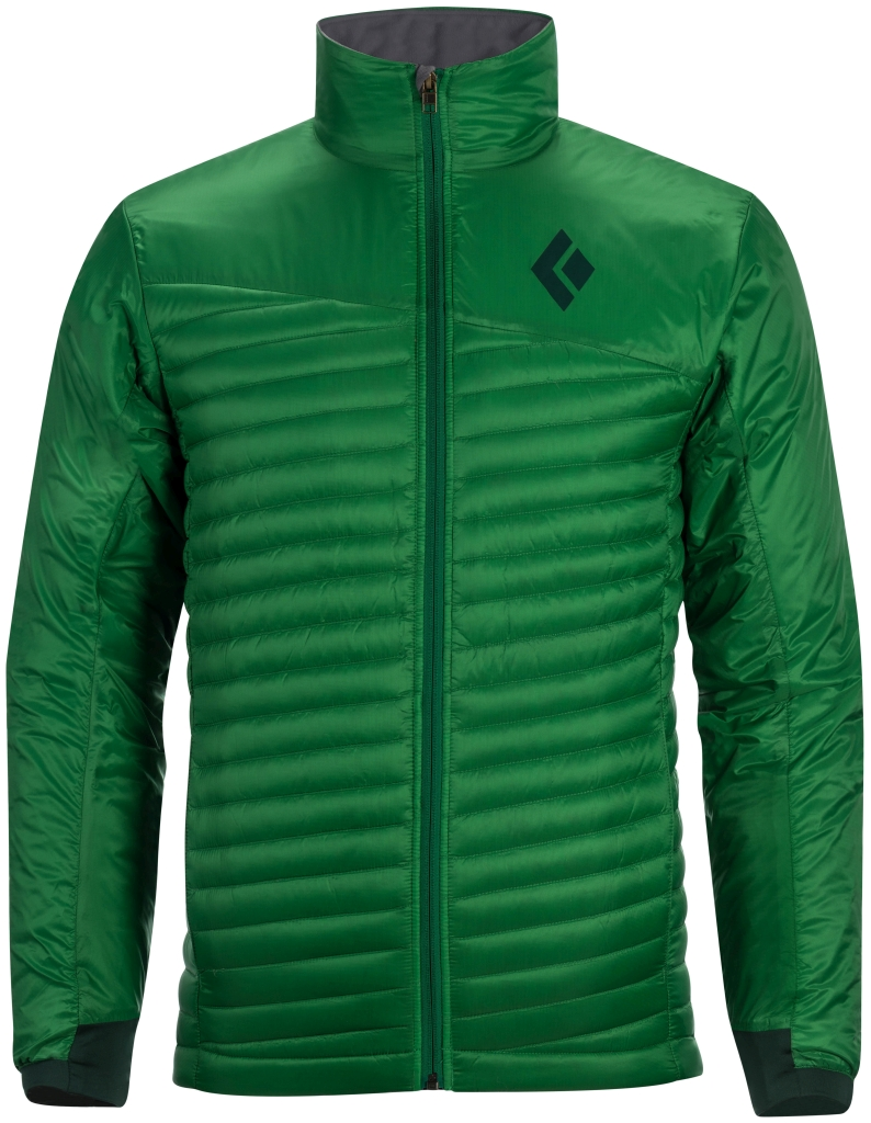 Black Diamond M's Hot Forge Hybrid Jacket Nickel-30