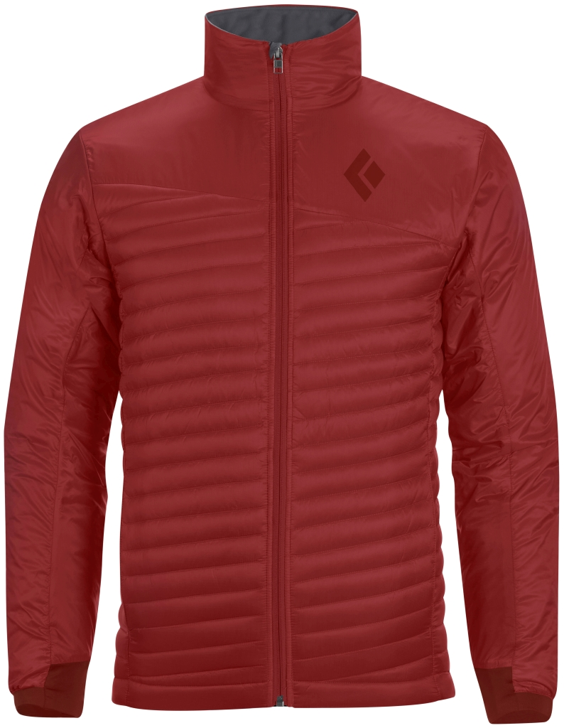 Black Diamond M's Hot Forge Hybrid Jacket Deep Torch-30