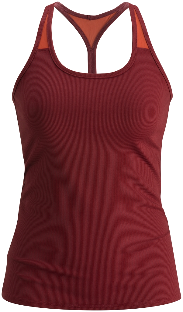 Black Diamond W's Wingate Tank Maroon-30