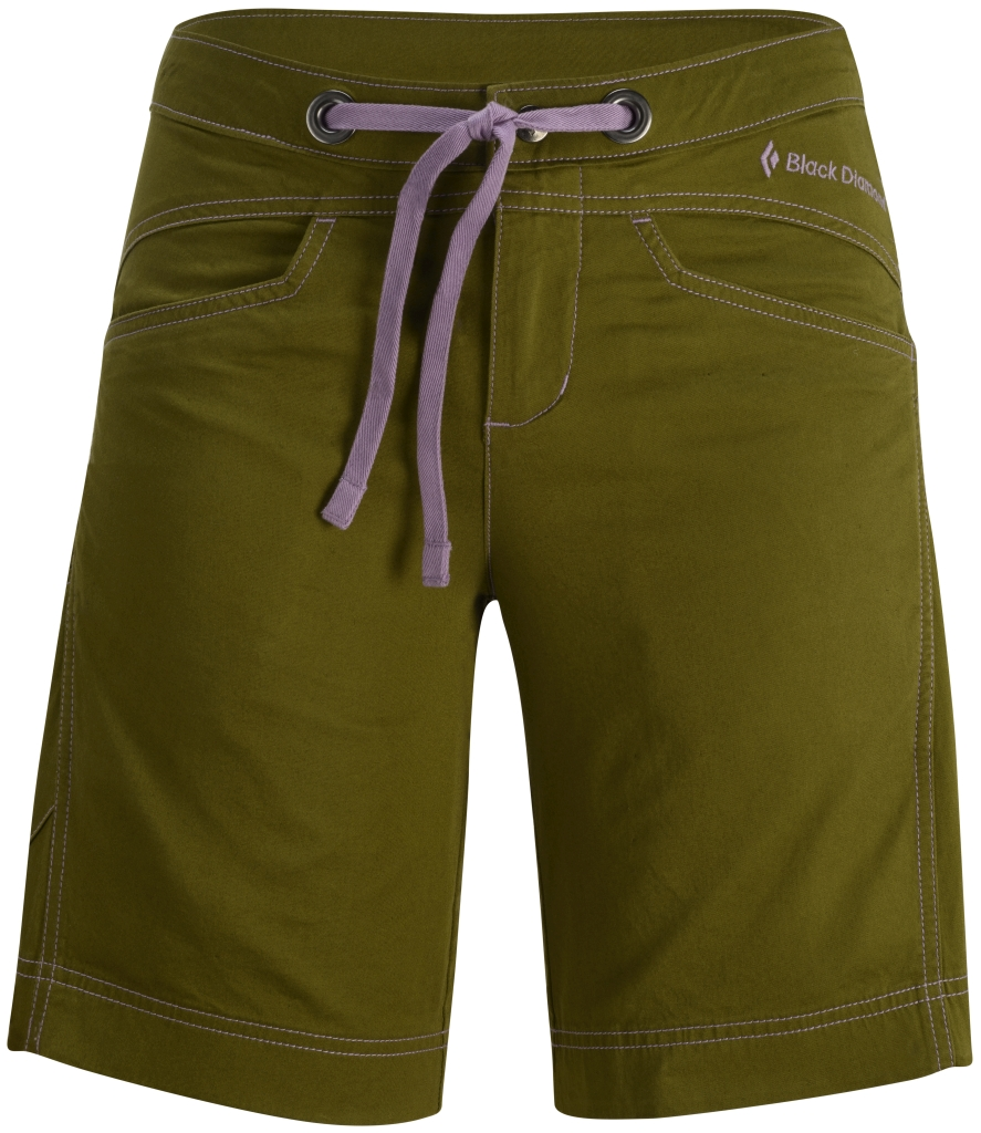 Black Diamond W's Credo Shorts Sage-30