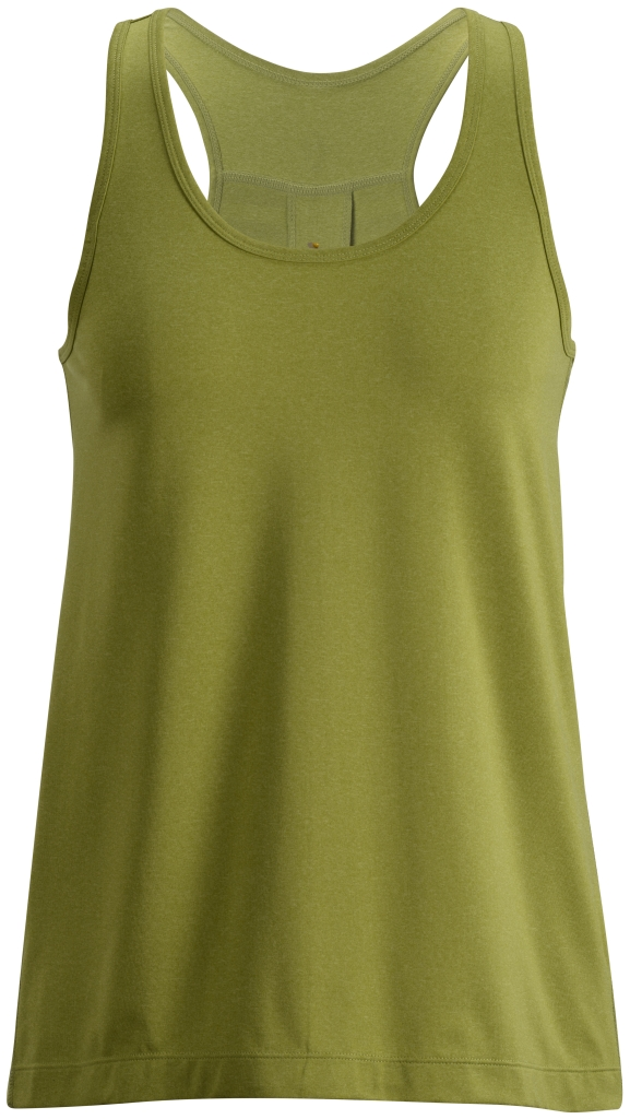 Black Diamond Dihedral Tank Women's Grass-Sage Stripe-30