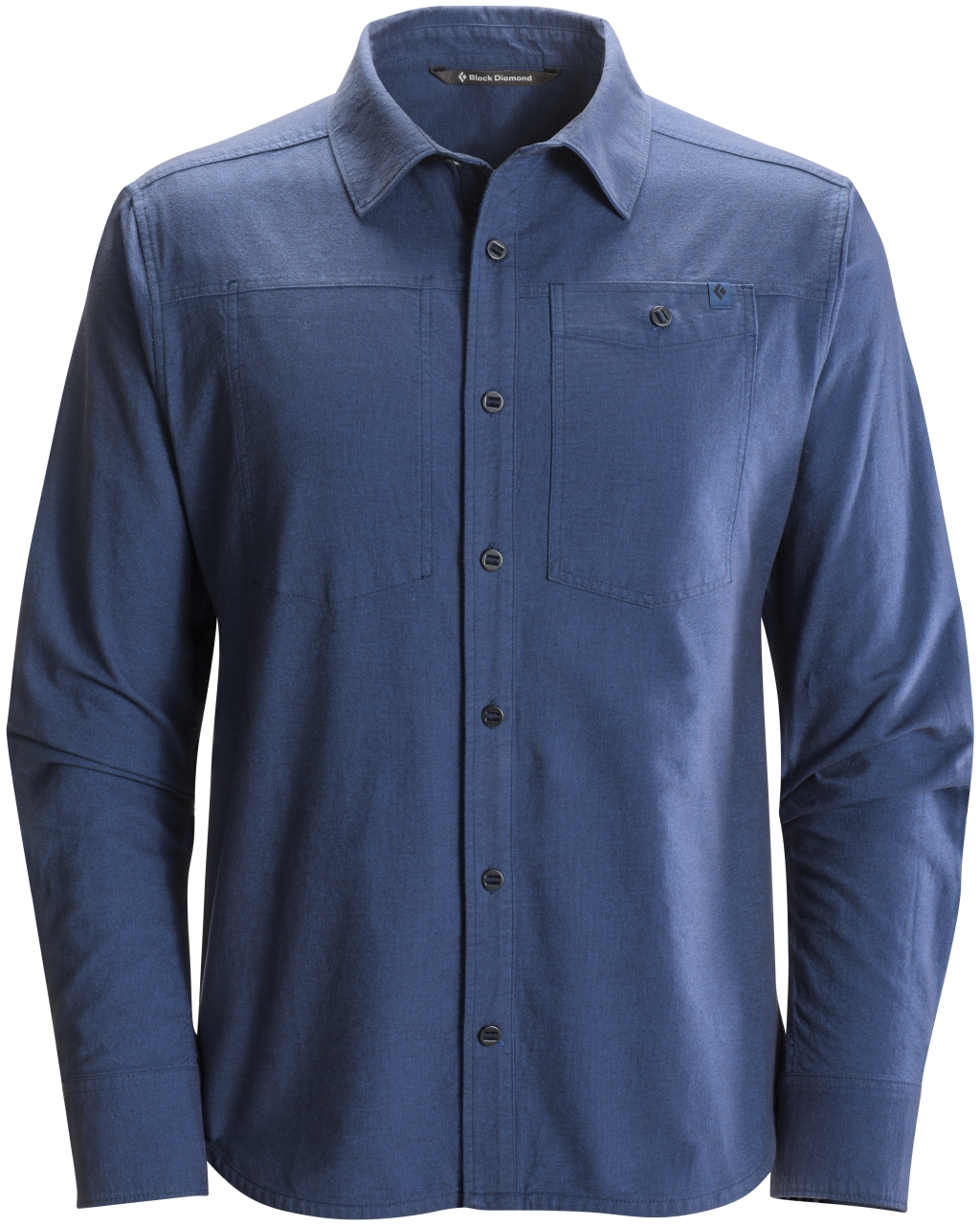 Black Diamond Long-Sleeve Chambray Modernist Shirt Denim-30
