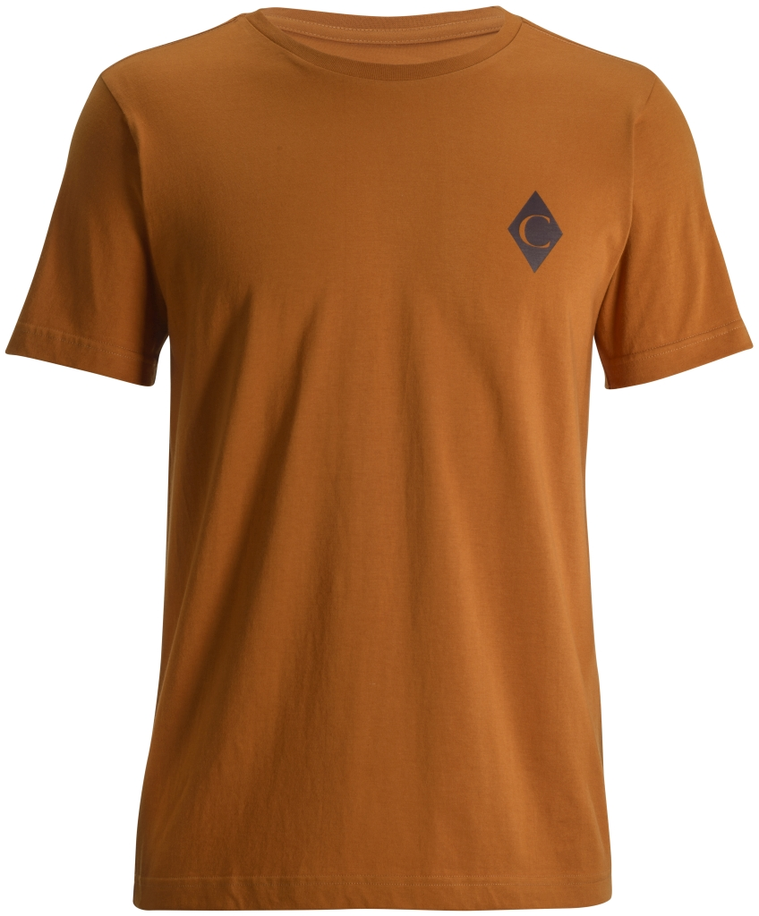 Black Diamond M's S/S Diamond C Tee Copper-30