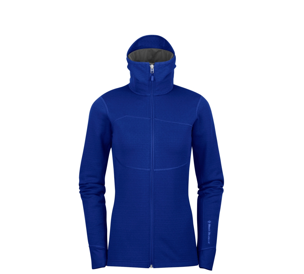 Black Diamond W´s CoEfficient Hoody Spectrum Blue-30