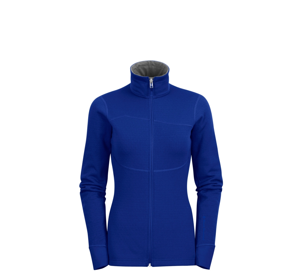 Black Diamond W´s CoEfficient Jacket Spectrum Blue-30