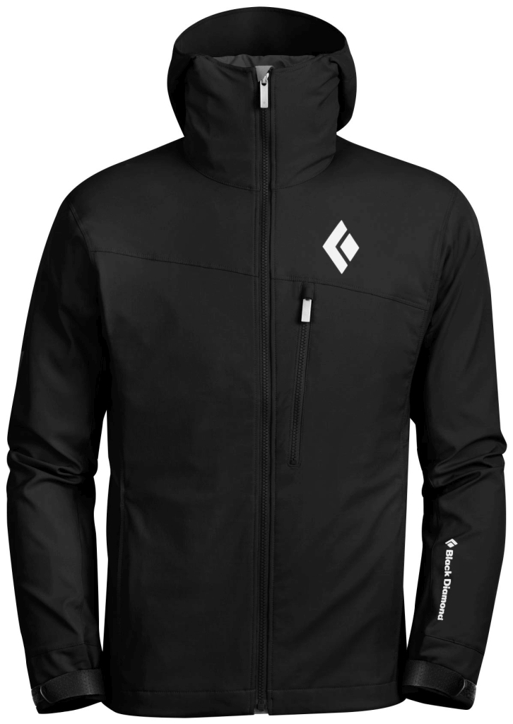 Black Diamond M´s Dawn Patrol LT Shell Black-30