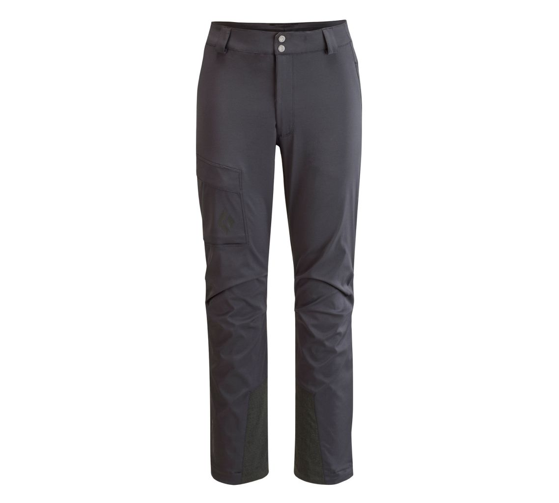 Black Diamond M's Dawn Patrol Lt Pants Smoke-30