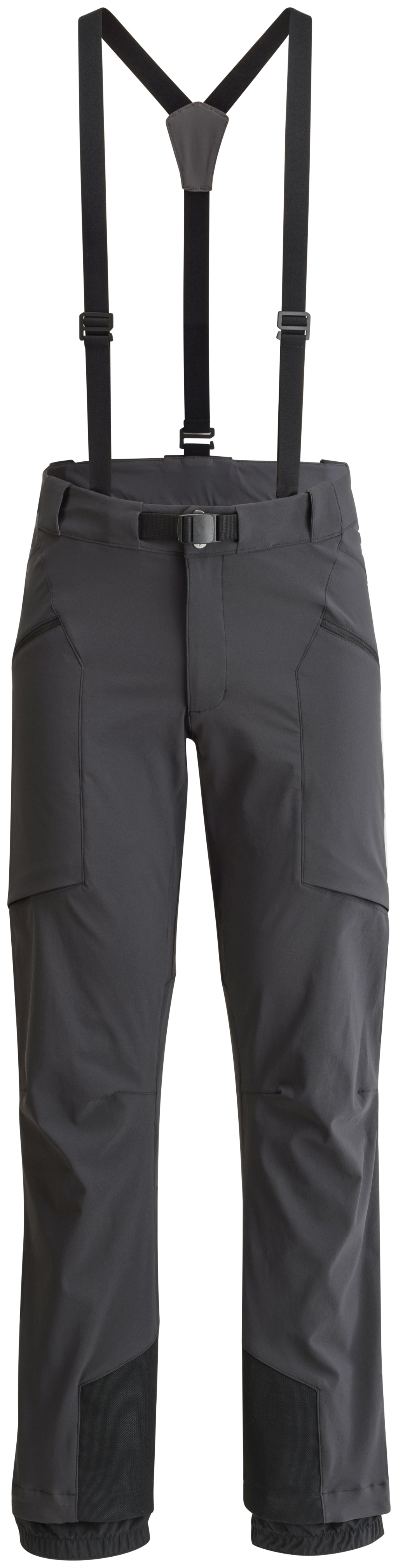 Black Diamond Dawn Patrol Ski Touring Pants Smoke-30