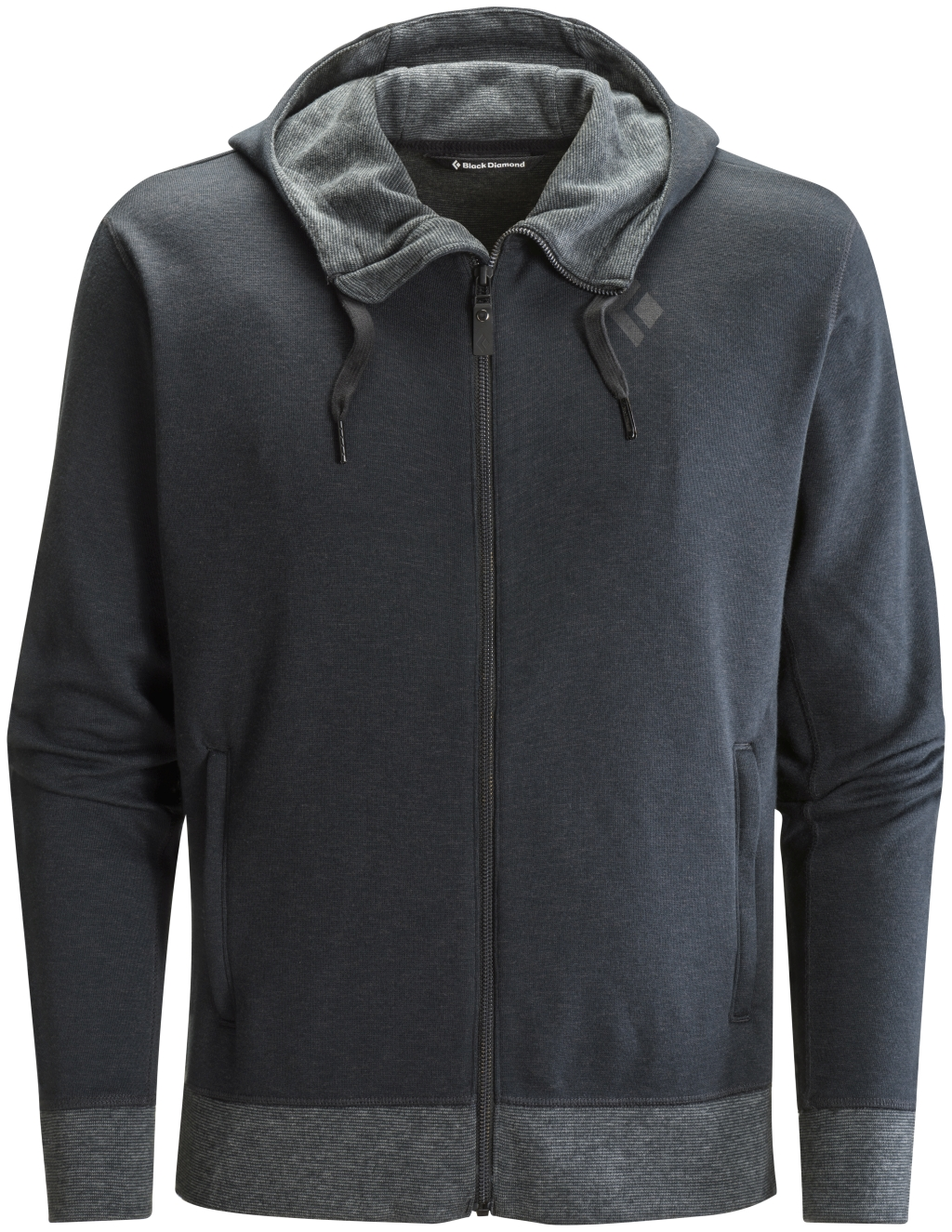 Black Diamond Boulder Hoody Black-30