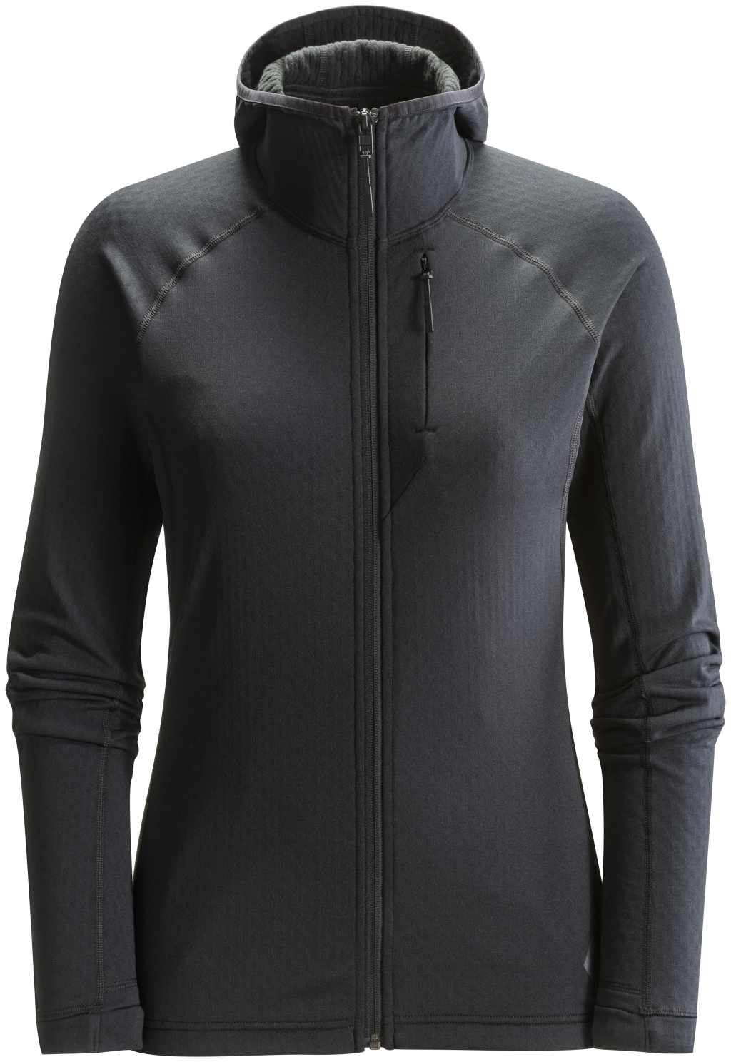 Black Diamond Coefficient Hoody Women's Black-30