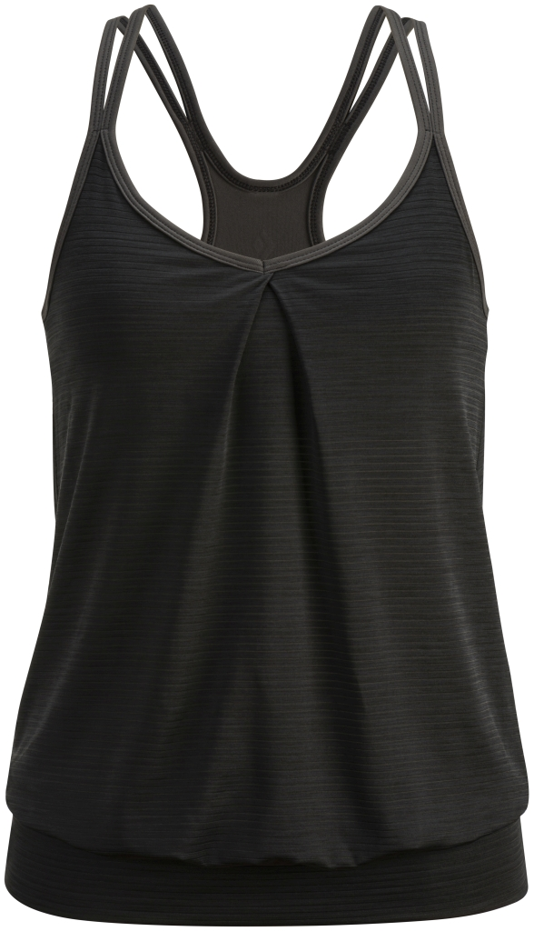 Black Diamond W's Sheer Lunacy Tank Black-30