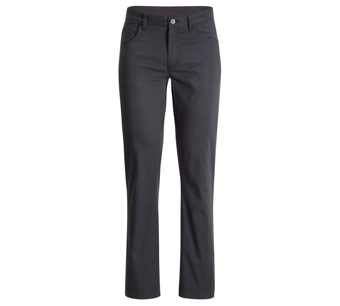 Black Diamond M's Stretch Font Pants Slate-30