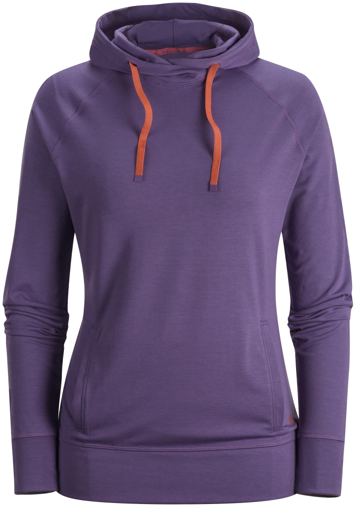 Black Diamond W's Dawn Wall Hoody Dusk-30