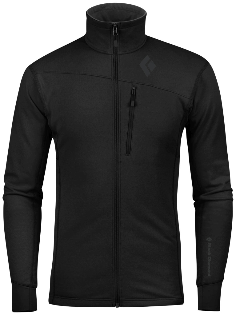 Black Diamond M´s CoEfficient Jacket Black-30