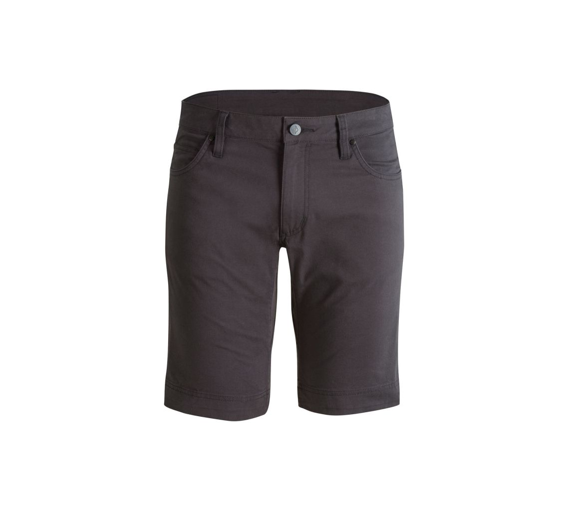 Black Diamond M's Stretch Font Shorts Slate-30