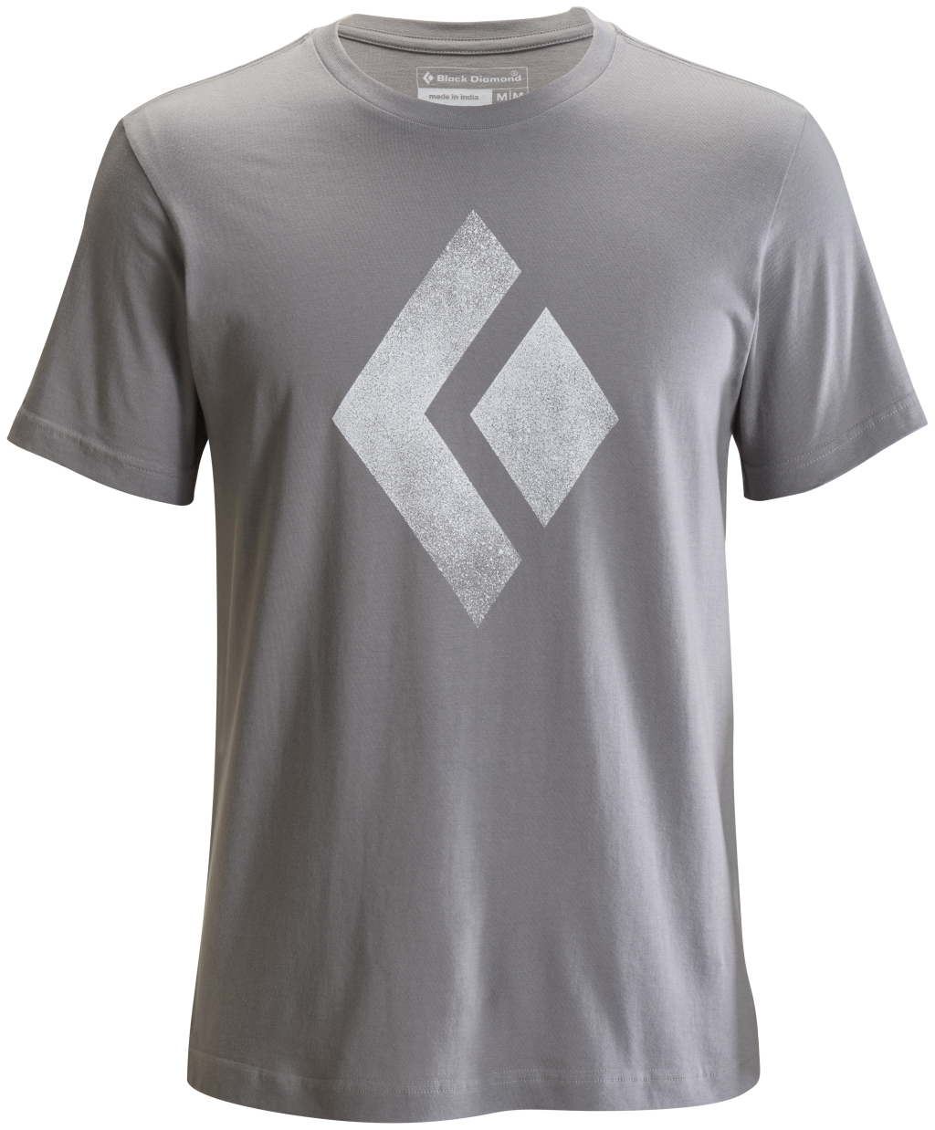 Black Diamond Chalked Up Tee Nickel-30