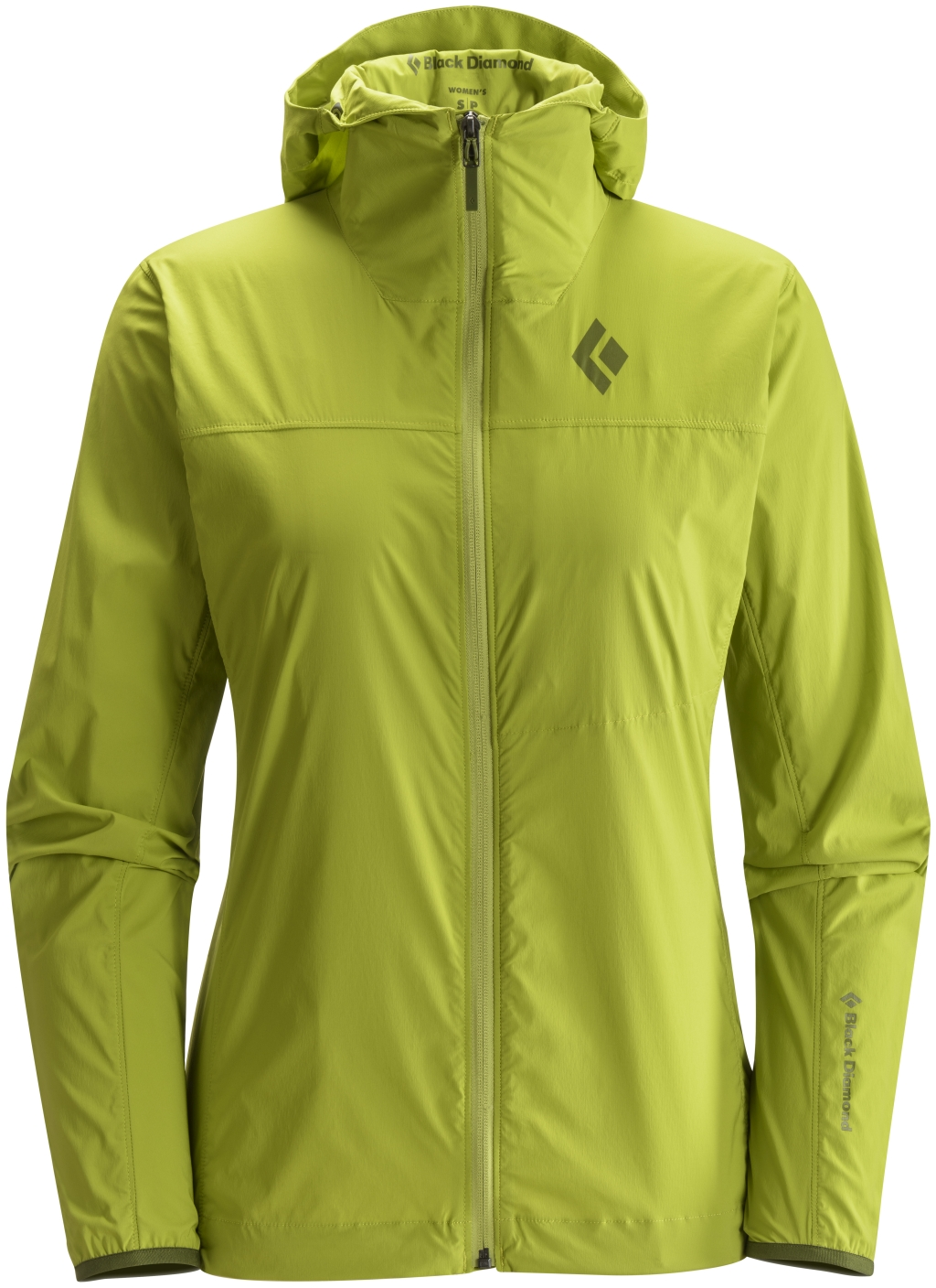 Black Diamond Alpine Start Hoody Women's Grass-30
