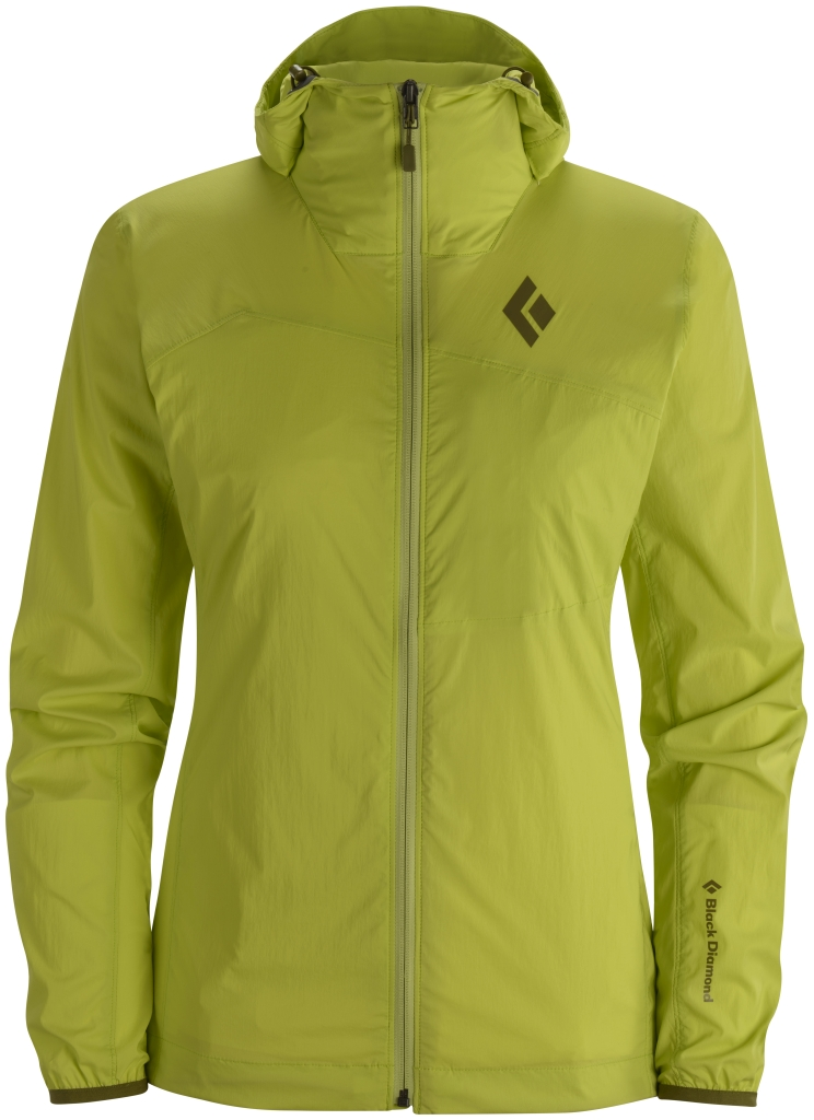 Black Diamond W's Alpine Start Hoody Aloe-30