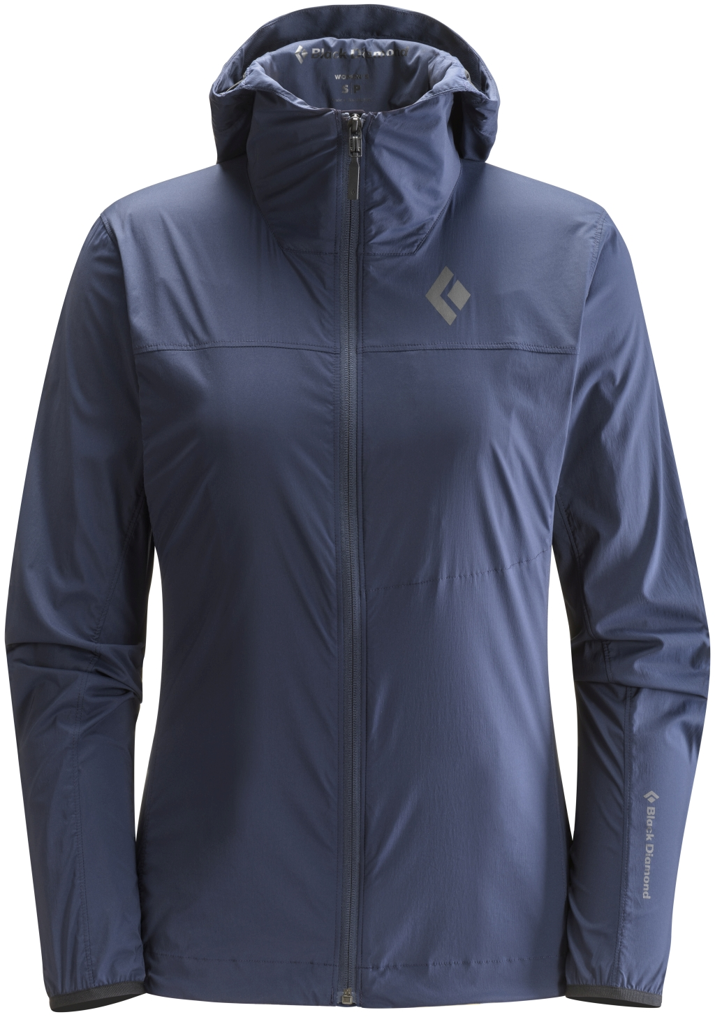 Black Diamond Alpine Start Hoody Women's Captain-30