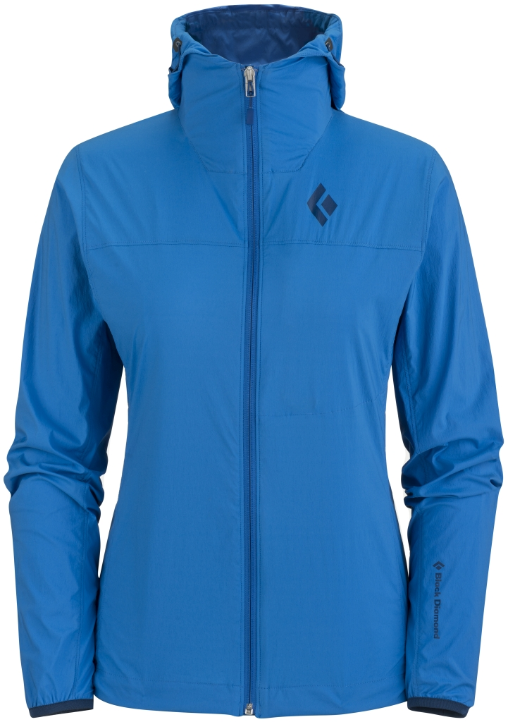 Black Diamond W's Alpine Start Hoody Powell-30