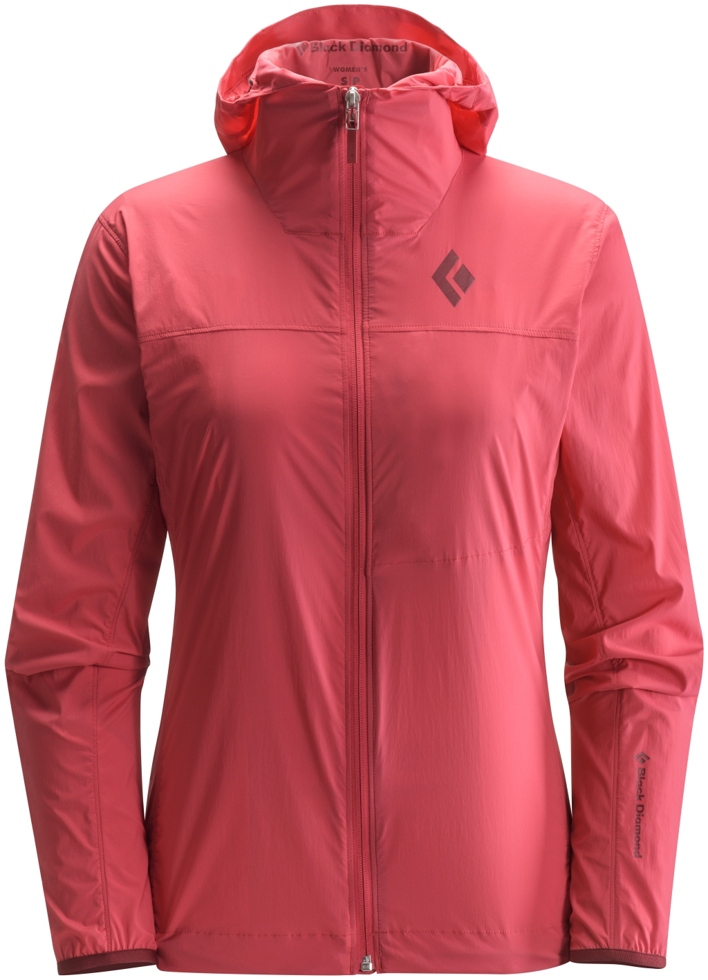 Black Diamond Alpine Start Hoody Women's Peony-30