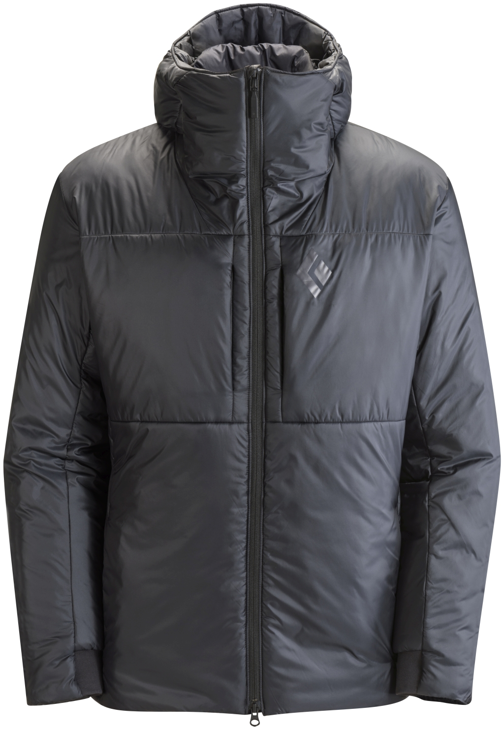 Black Diamond Stance Belay Parka Black-30