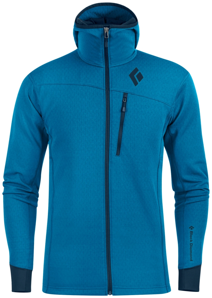 Black Diamond M´s CoEfficient Hoody Sapphire-30