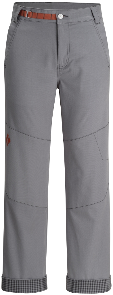 Black Diamond M's Dogma Pants Nickel-30
