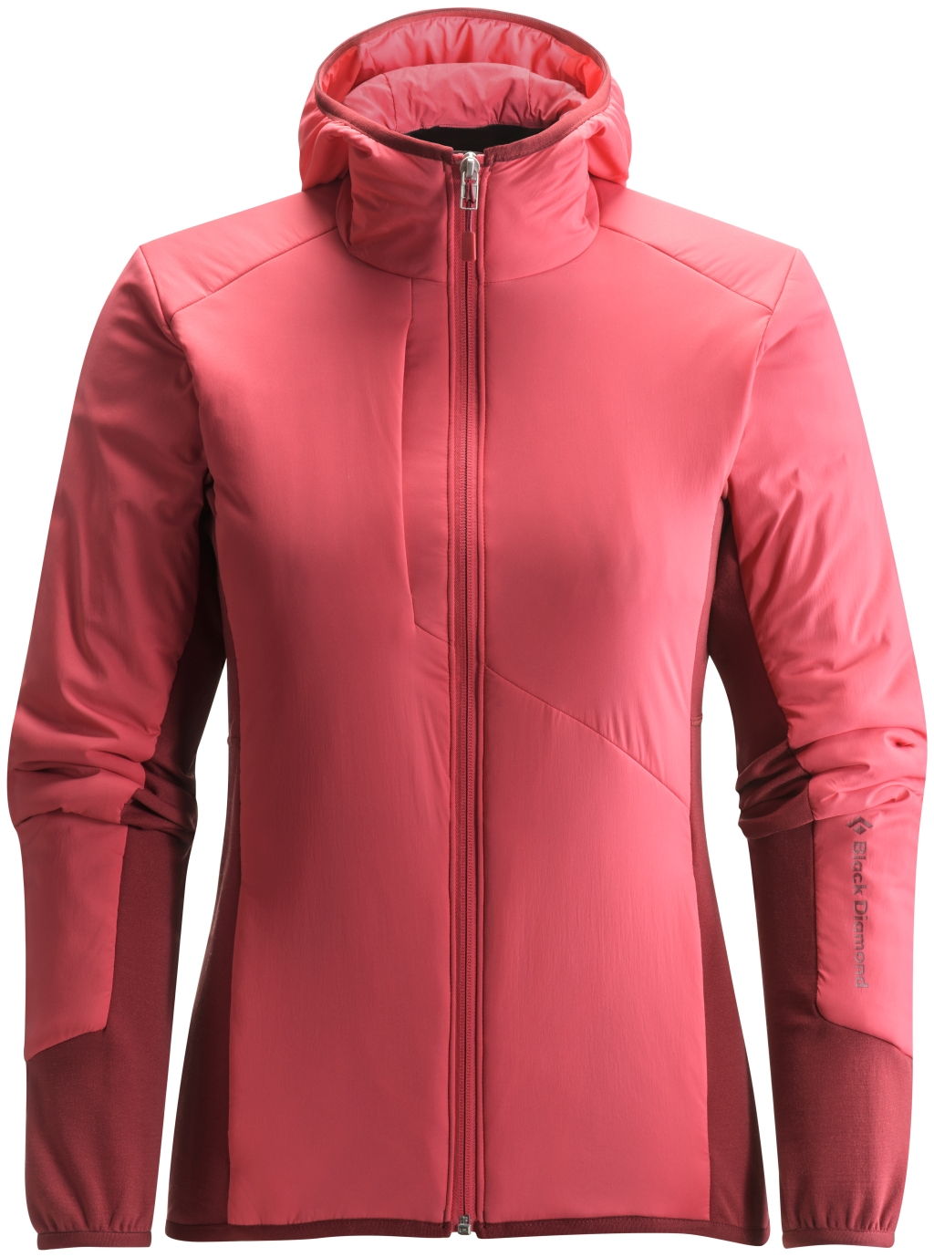 Black Diamond Deployment Hybrid Hoody – Women's Peony-30