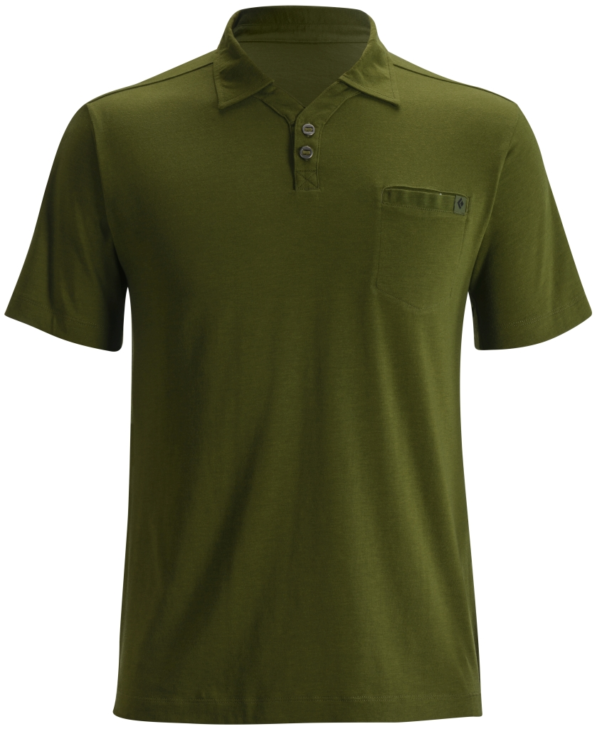 Black Diamond M's Cottonwood Polo Cargo-30