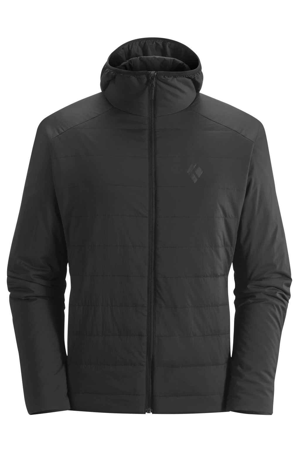 Black Diamond First Light Hoody Smoke-30