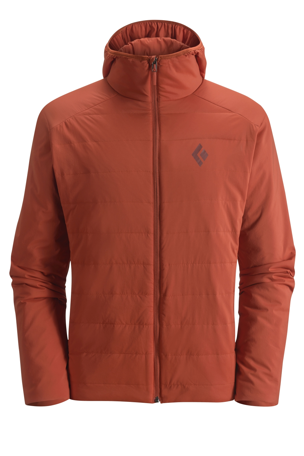 Black Diamond First Light Hoody Rust-30