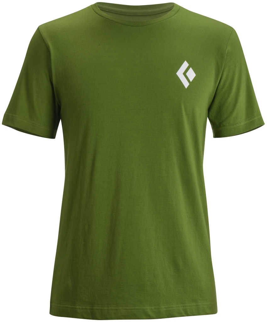 Black Diamond M's S/S Equipment For Alpinist Tee Cactus-30
