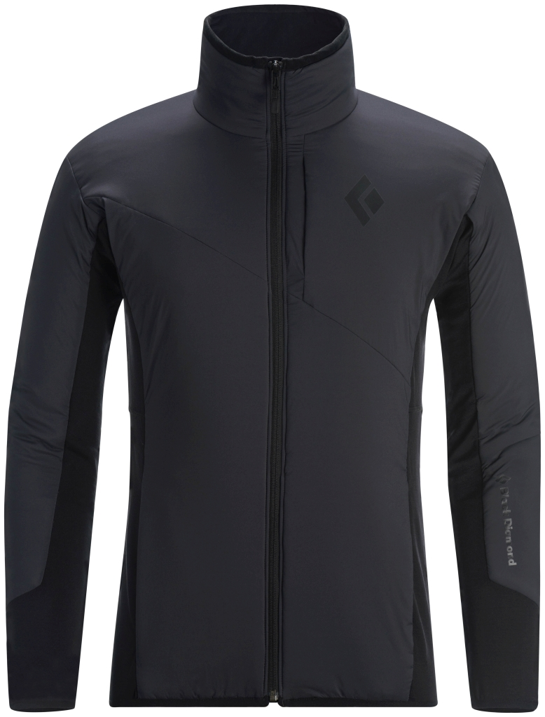 Black Diamond M's Deployment Hybrid Jacket Smoke-30
