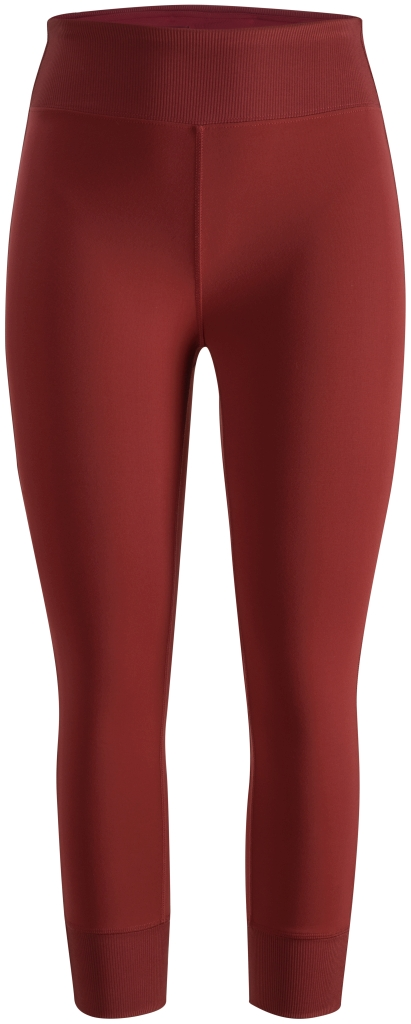 Black Diamond W's Levitation Capris Maroon-30