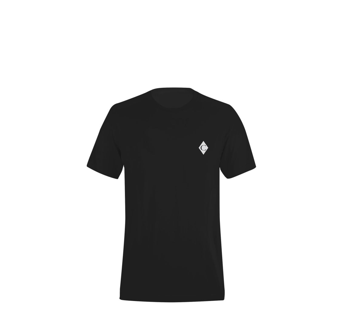 Black Diamond M's S/S Diamond C Tee Black-30