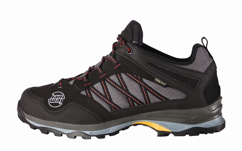 Hanwag Belorado Low GTX Black – Schwarz-30