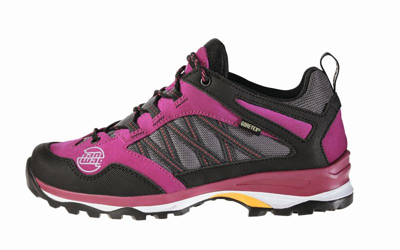 Hanwag Belorado Low Lady GTX Fuchsia-30