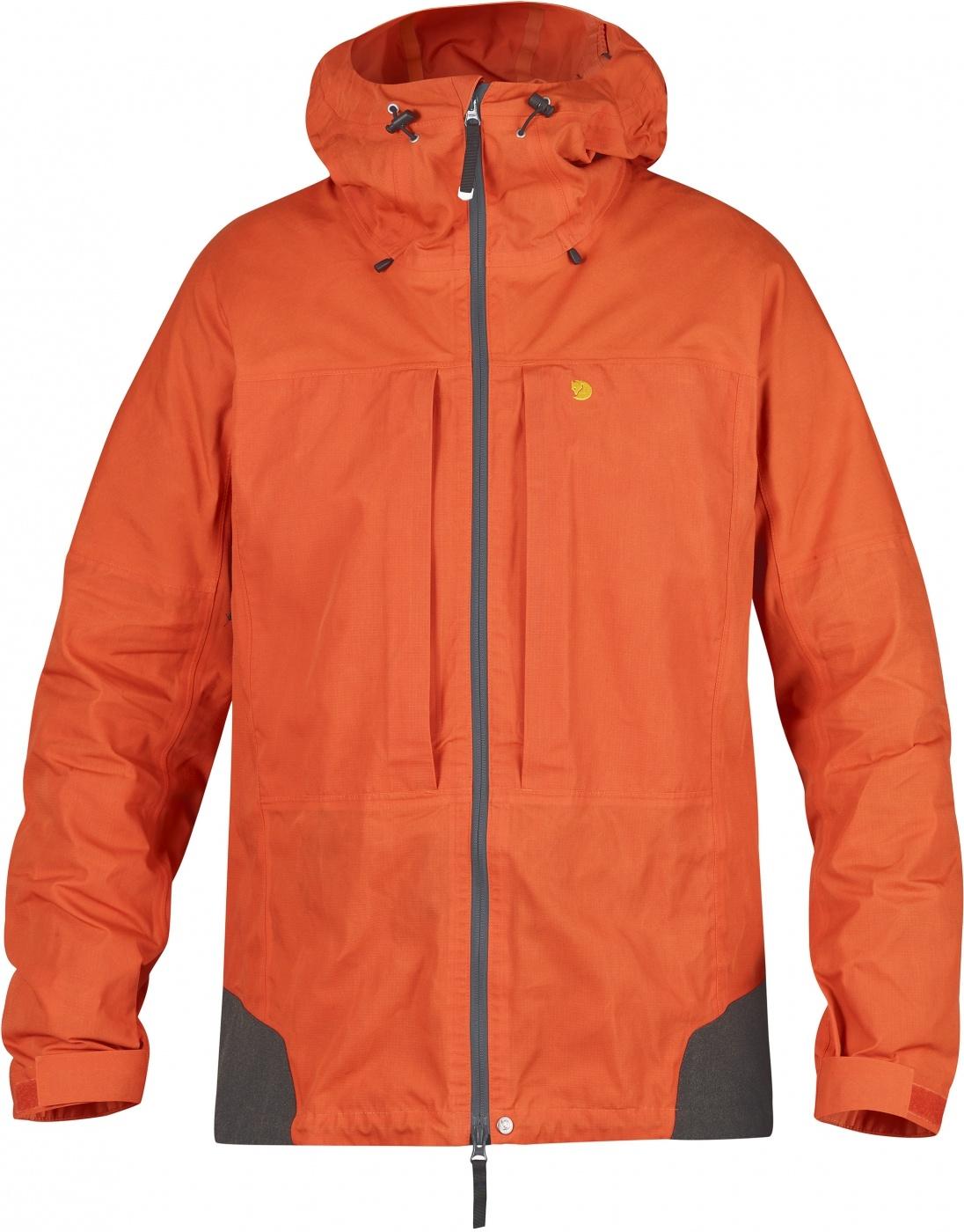 FjallRaven Bergtagen Jacket Hokkaido Orange-30
