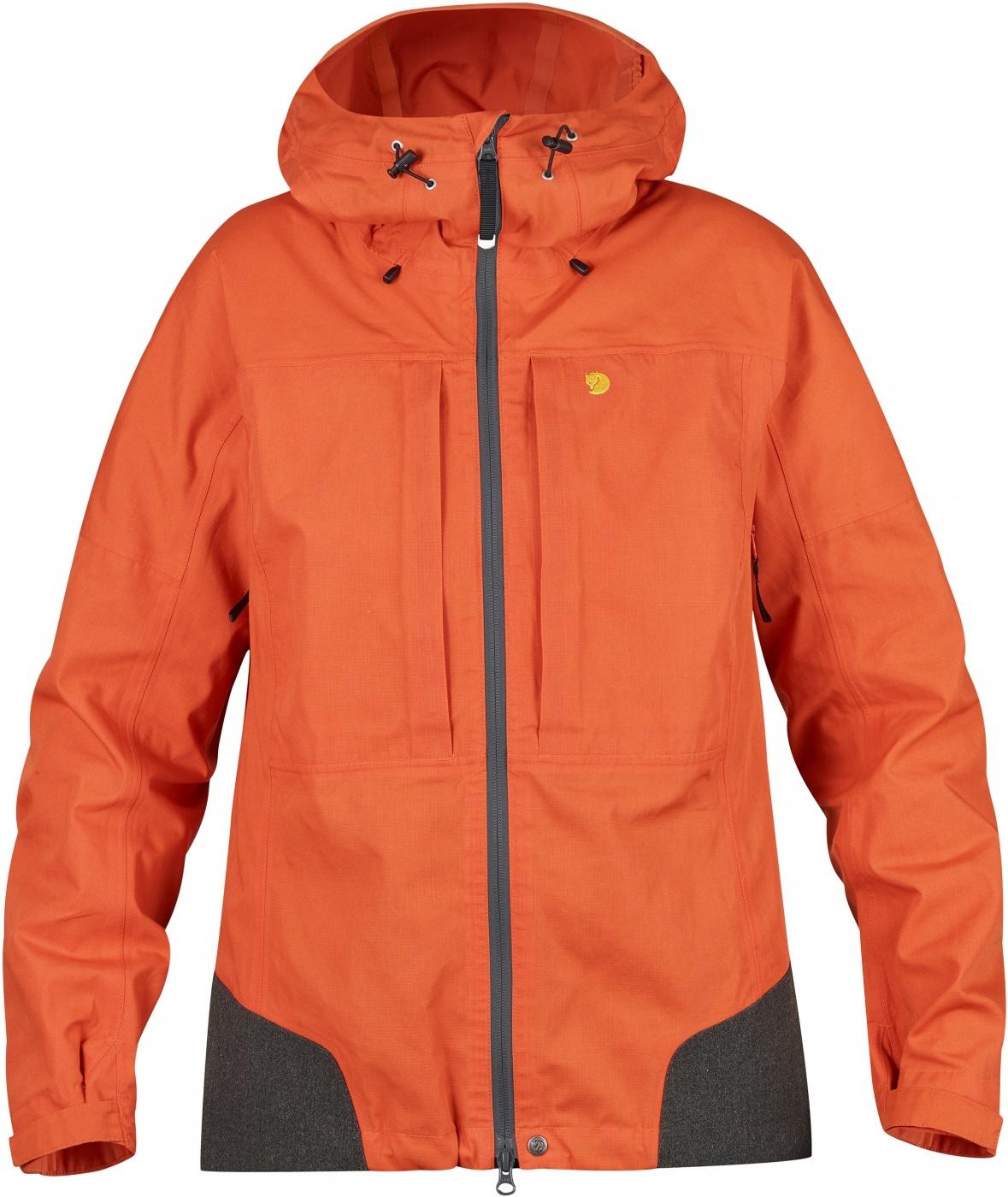 FjallRaven Bergtagen Jacket W Hokkaido Orange-30
