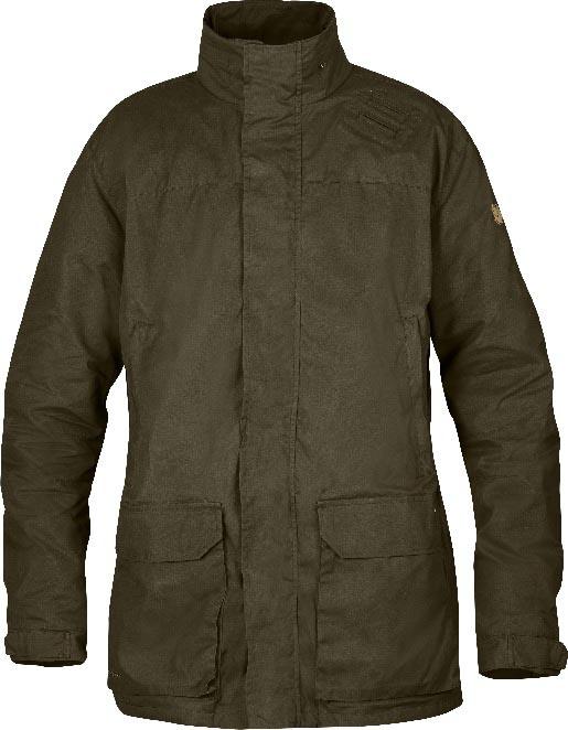 FjallRaven BjOrn Jacket Dark Olive-30