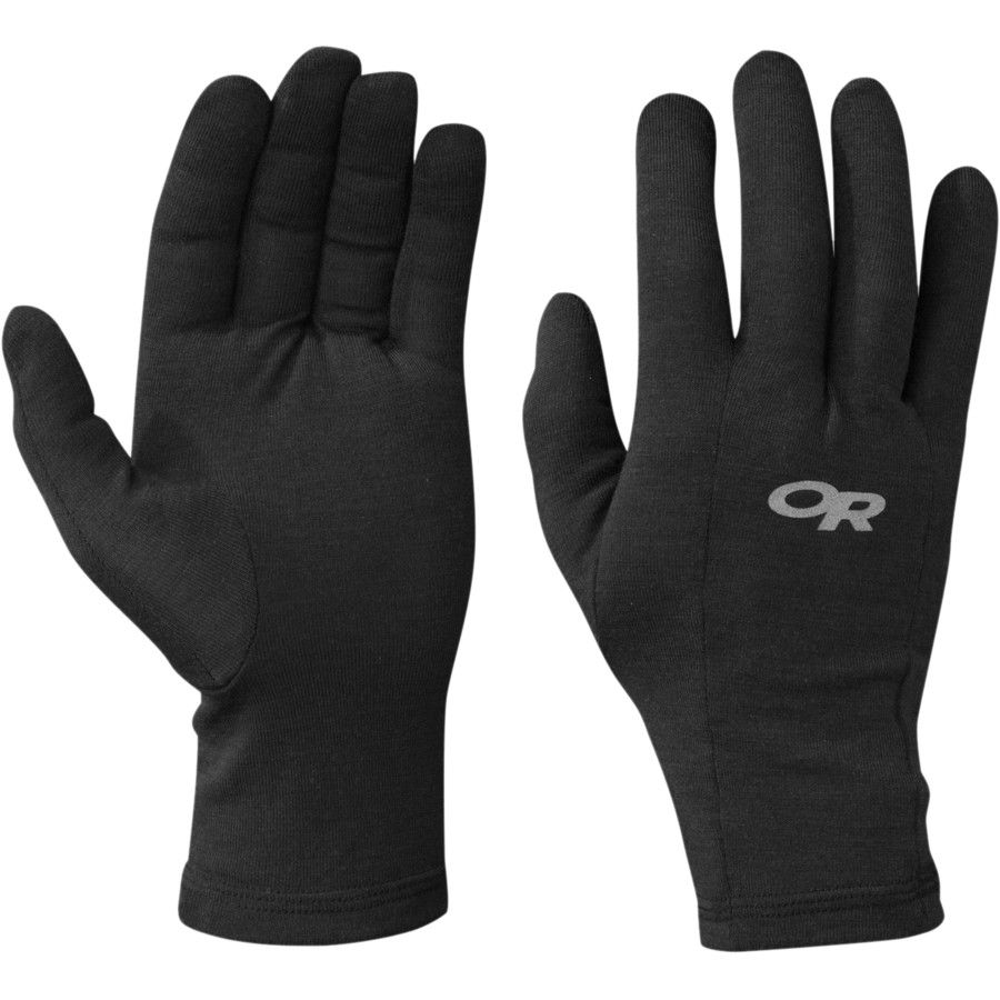 Outdoor Research Men`s Cataylzer Liners 001-BLACK-30