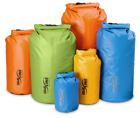 SealLine Black Canyon Dry Bag 30L Orange-30