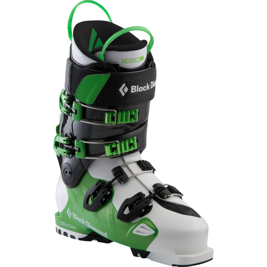 Black Diamond Factor Mx Ski Boot Mean Green-30