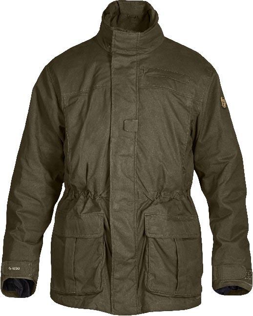 FjallRaven Brenner Jacket Dark Olive-30